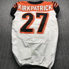Crucial Catch - Bengals Dre Kirkpatrick Game Used Jersey (10/13/19) Size 40