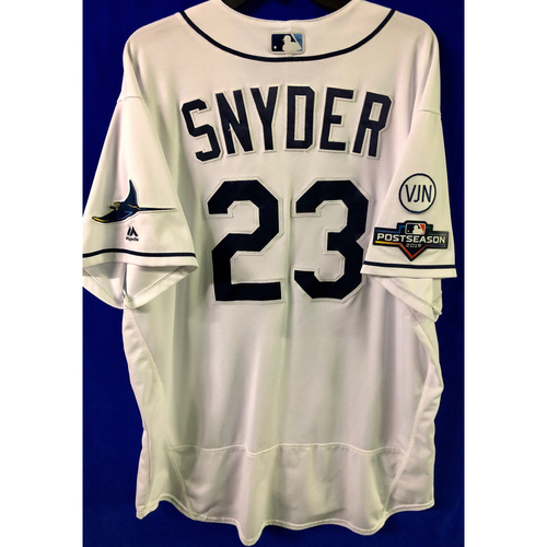 Photo of Team Issued 2019 Postseason Jersey: Kyle Snyder