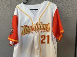 Photo of Tanner Propst Lowriders jersey