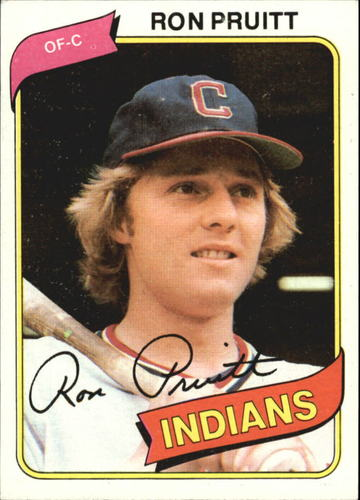 Photo of 1980 Topps #13 Ron Pruitt