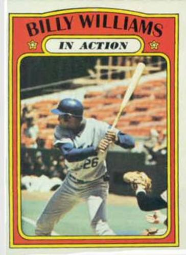 Photo of 1972 Topps #440 Billy Williams IA