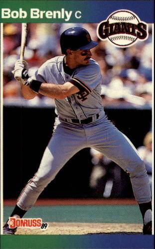 Photo of 1989 Donruss #453 Bob Brenly