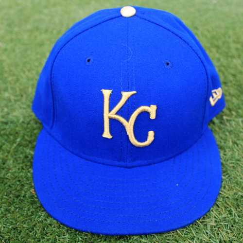 Photo of Game-Used Cap: Tim Hill (Size 7 3/8 - MIN @ KC - 9/27/19)