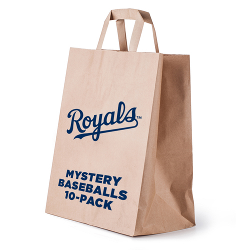 Photo of Kansas City Royals Mystery Baseballs 10-Pack