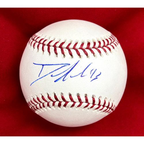 Photo of Dakota Hudson Autographed Baseball