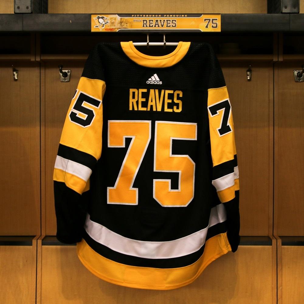 pretty nice 20d53 8af40 Ryan Reaves Pittsburgh Penguins
