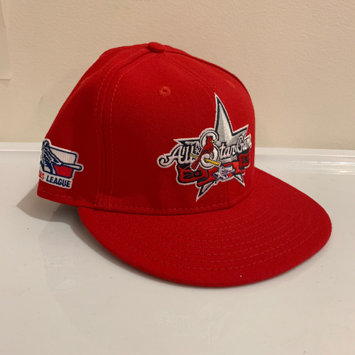 Photo of 2016 Texas League All Star Game -  Game Used Cap  - Chase De Jong (Los Angeles Dodgers) Size - 7 -1/4