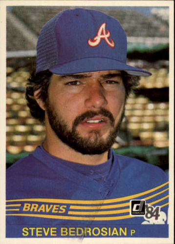 Photo of 1984 Donruss #565 Steve Bedrosian