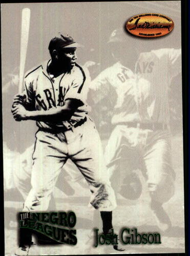 Photo of 1993 Ted Williams #105 Josh Gibson