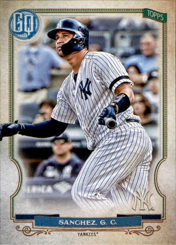Photo of 2020 Topps Gypsy Queen #152 Gary Sanchez