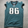 STS - Eagles Zach Ertz Game Used Jersey (11/17/19) Size 44