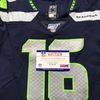 STS - Seahawks Tyler Lockett Game Used Jersey (11/3/19) Size 38