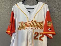Photo of Sam Weatherly Lowriders jersey