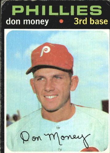 Photo of 1971 Topps #49 Don Money