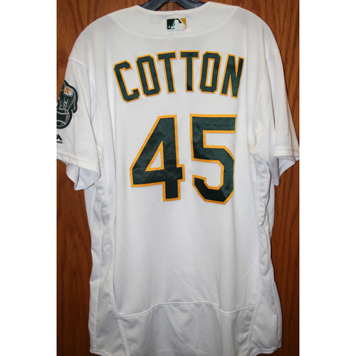 Jharel Cotton Game-Used