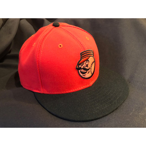 Photo of Scooter Gennett 2018 Players' Weekend Cap - Team Issued