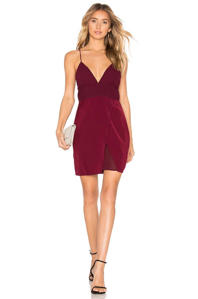 Photo of About Us Andrea Chiffon Mini Dress