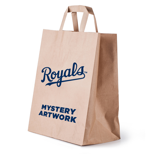 Photo of Kansas City Royals Mystery Artwork