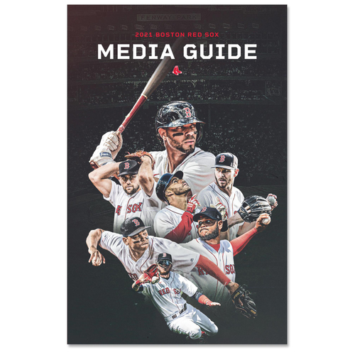 Photo of 2021 Red Sox Media Guide