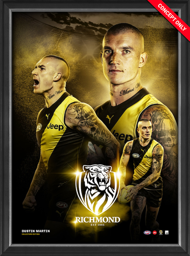 CollectorÕs Edition Series One - Dustin Martin