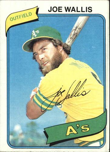 Photo of 1980 Topps #562 Joe Wallis