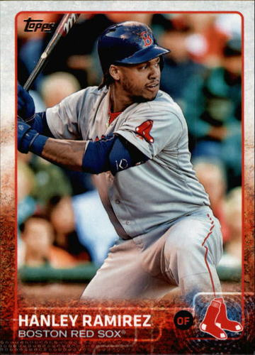 Photo of 2015 Topps #626 Hanley Ramirez