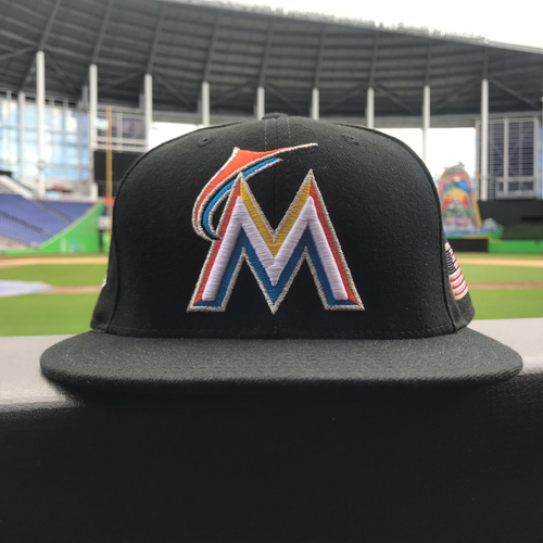 Dee Gordon Game-Used Hat -  Size 7