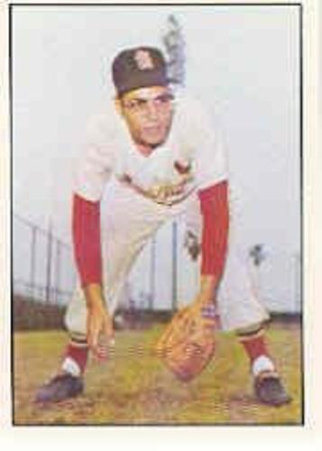 Photo of 1978 TCMA 60'S I #288 Julian Javier
