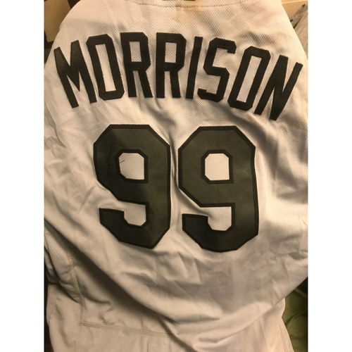 Photo of Logan Morrison Jersey