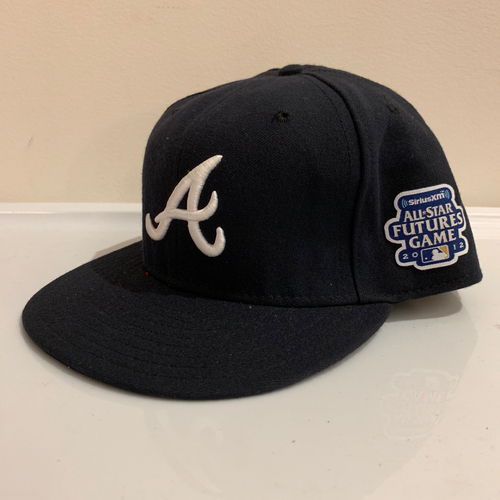 Photo of 2012 All Star Futures Game -  Game Used Cap  - Christian Bethancourt (Atlanta Braves) Size - 7 -1/2
