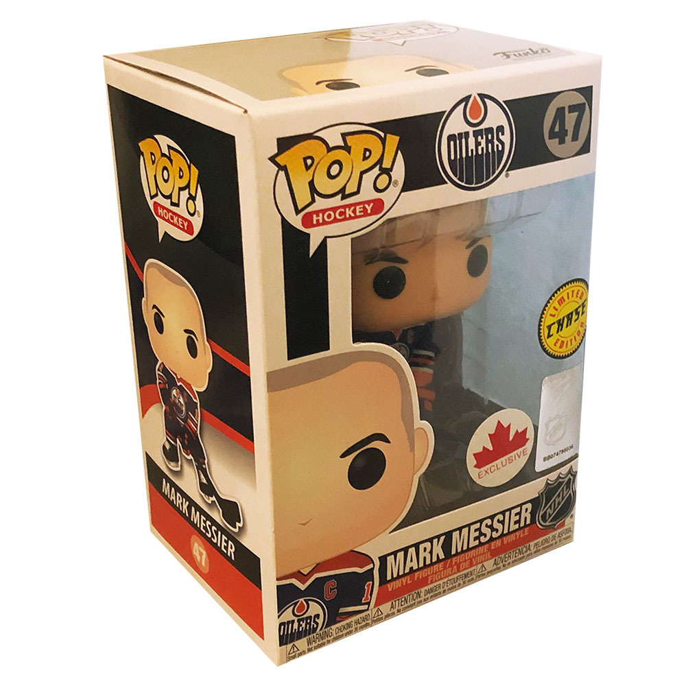 Mark Messier Funko POP! #47 Canadian Exclusive Limited-Edition Figure