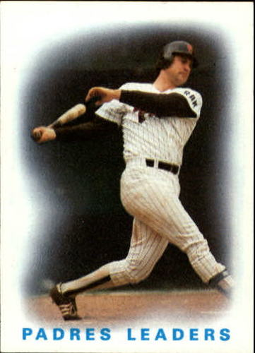 Photo of 1986 Topps #306 Padres Leaders/Terry Kennedy
