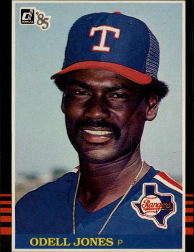 Photo of 1985 Donruss #525 Odell Jones