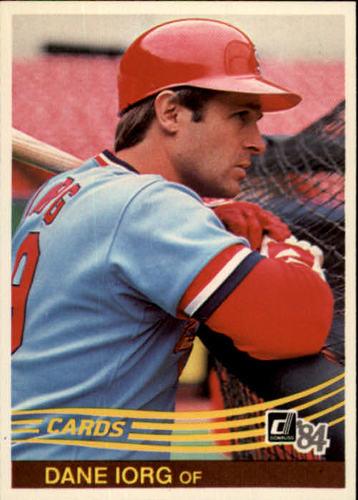 Photo of 1984 Donruss #571 Dane Iorg