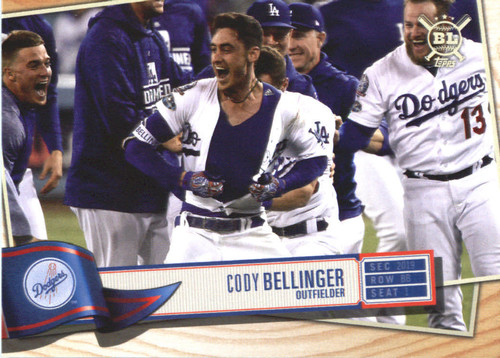 Photo of 2019 Topps Big League #327 Cody Bellinger