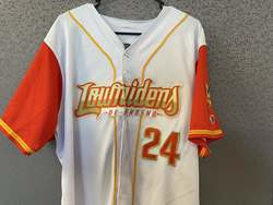 Photo of Daniel Montano Lowriders jersey