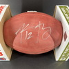 NFL - Packers Aaron Rodgers Signed Authentic Football