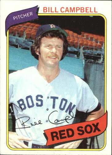 Photo of 1980 Topps #15 Bill Campbell