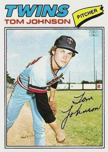 Photo of 1977 Topps #202 Tom Johnson