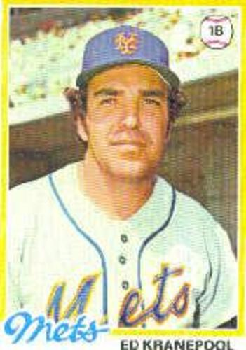 Photo of 1978 Topps #49 Ed Kranepool
