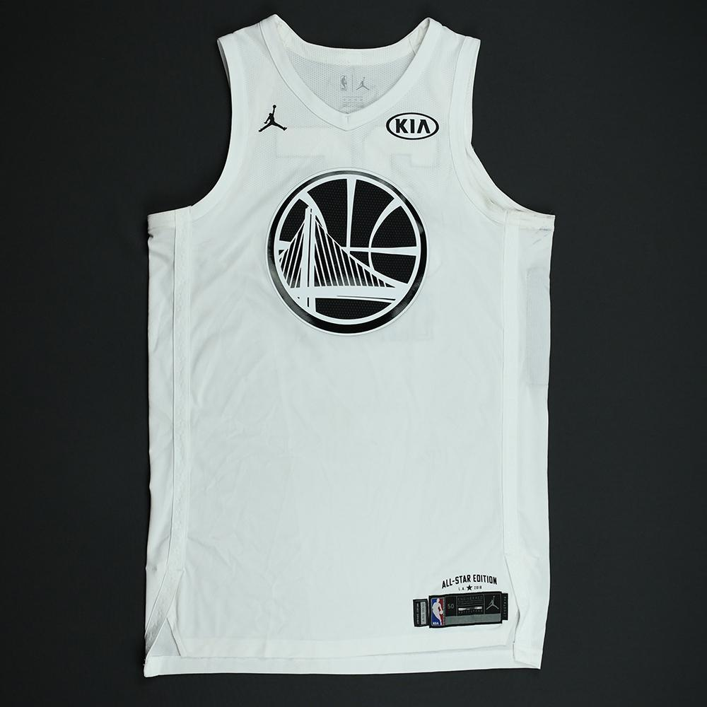 Kevin Durant - 2018 NBA All-Star Game - Team LeBron - Game-Worn Jersey - 1st Half Only