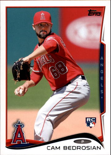 Photo of 2014 Topps Update #US290 Cam Bedrosian RC