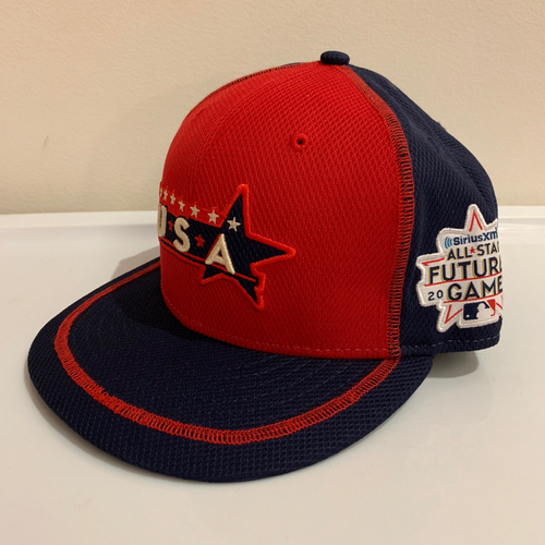 Photo of 2014 All Star Futures Game -  Game Used Cap  - Christian Binford (Kansas City Royals) Size - 7 -3/8