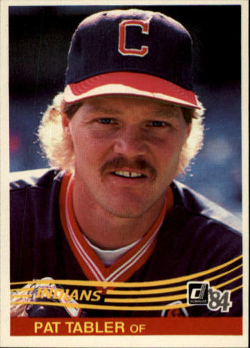 Photo of 1984 Donruss #536 Pat Tabler