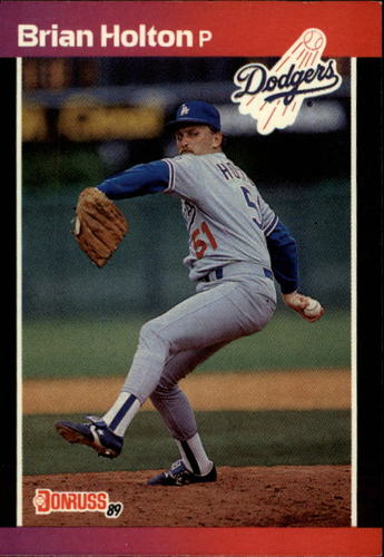Photo of 1989 Donruss #439 Brian Holton