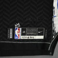 Bruce Brown - Brooklyn Nets - Game-Worn City Edition Jersey - 2020-21 NBA Season