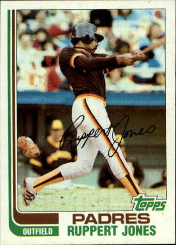 Photo of 1982 Topps #511 Ruppert Jones