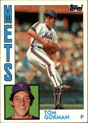 Photo of 1984 Topps #774 Tom Gorman
