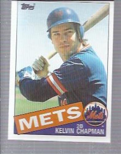 Photo of 1985 Topps #751 Kelvin Chapman
