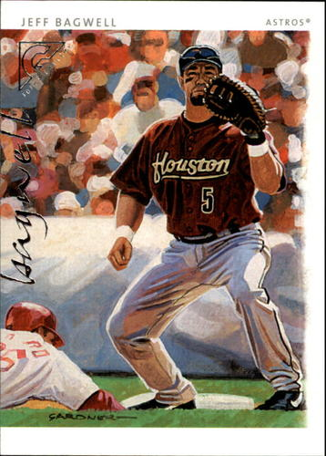 Photo of 2003 Topps Gallery #106 Jeff Bagwell